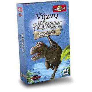Výzvy přírody - Dinosauři [HRA]
